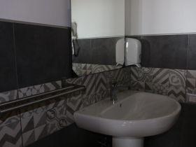 View new bathrooms